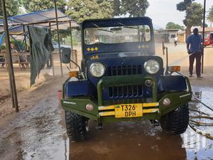 Mitsubishi Jeep 1979 2.4 LWB Blue | Cars for sale in Dar es Salaam, Kinondoni