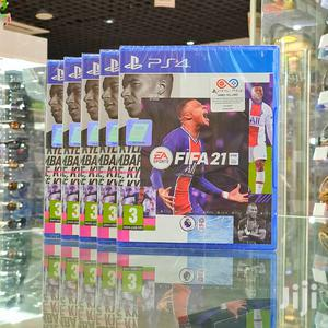 FIFA 2021 - Playstation 4 | Video Games for sale in Dar es Salaam, Ilala