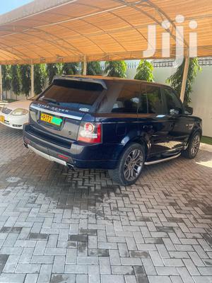 Land Rover Range Rover Sport 2010 Blue   Cars for sale in Dar es Salaam, Kinondoni