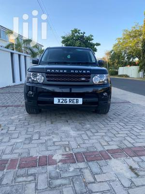 Land Rover Range Rover Sport 2010 HSE 4x4 (5.0L 8cyl 6A) Black   Cars for sale in Dar es Salaam, Kinondoni
