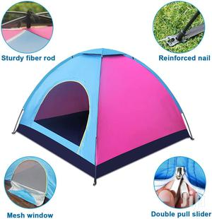 Outdoor Camping Tent 6 People Manualy   Camping Gear for sale in Dar es Salaam, Ilala