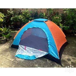 Outdoor Camping Tent 4 People Manually   Camping Gear for sale in Dar es Salaam, Ilala