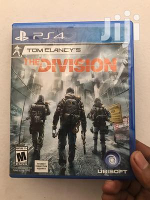 Tom Clancy's The Division For PS4 | Video Games for sale in Arusha Region, Arusha
