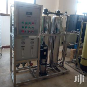Machine Za Kuchuja Maji Chumvi, Magadi, Kutu, Kuwa Maji Safi   Manufacturing Equipment for sale in Dar es Salaam, Kinondoni