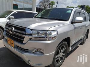 Toyota Land Cruiser 2017 Silver | Cars for sale in Dar es Salaam, Kinondoni