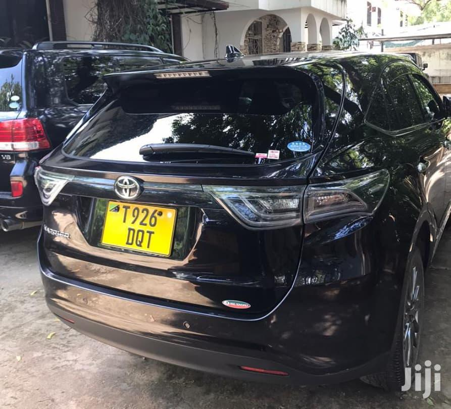 Toyota Harrier 2014 Black   Cars for sale in Kinondoni, Dar es Salaam, Tanzania