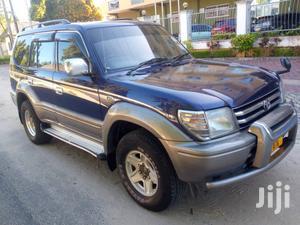 Toyota Land Cruiser Prado 2000 TX Blue | Cars for sale in Dar es Salaam, Kinondoni