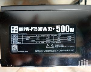 Gaming Power Supply 500W   Computer Hardware for sale in Dar es Salaam, Ilala