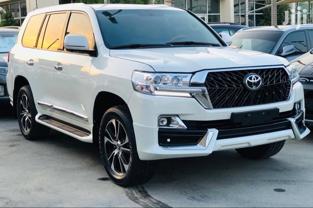 New Toyota Land Cruiser 2016 White
