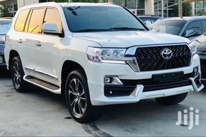 New Toyota Land Cruiser 2016 White | Cars for sale in Dar es Salaam, Kinondoni