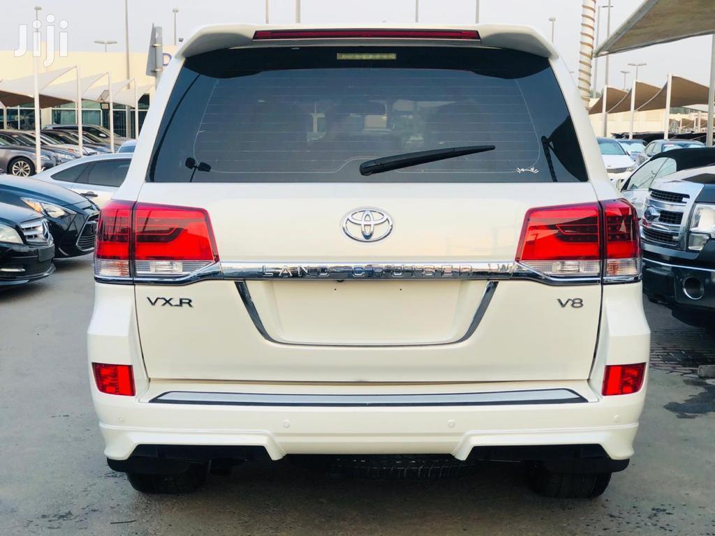 New Toyota Land Cruiser 2016 White | Cars for sale in Kinondoni, Dar es Salaam, Tanzania