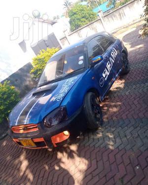 Subaru Impreza 2003 Blue   Cars for sale in Dar es Salaam, Kinondoni