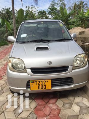 Suzuki Swift 2002 Silver | Cars for sale in Dar es Salaam, Kinondoni