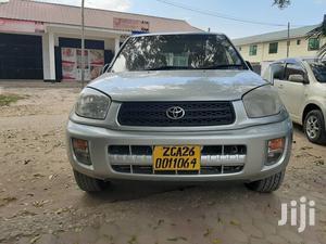 New Toyota RAV4 2002 Silver   Cars for sale in Dar es Salaam, Kinondoni