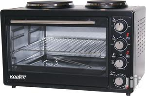 Kodteck Two Plate With Oven | Kitchen Appliances for sale in Arusha Region, Arusha
