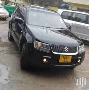 Suzuki Grand Vitara 2008 Black   Cars for sale in Dar es Salaam, Kinondoni