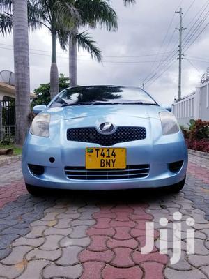 Toyota Vitz 2002 Blue   Cars for sale in Dar es Salaam, Kinondoni