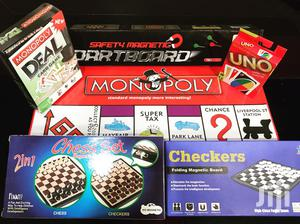 GAMES! GAMES! Board Games, Creative Games, Sports Games, Gif   Books & Games for sale in Dar es Salaam, Kinondoni