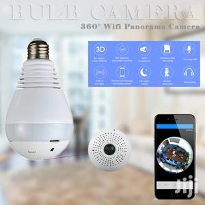 960P 1080P Light E27 Bulb Camera 360 Degree   Security & Surveillance for sale in Dar es Salaam, Ilala