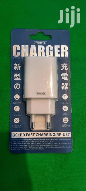 Remax Charger QC With PD Fast Charging | Accessories for Mobile Phones & Tablets for sale in Dar es Salaam, Ilala