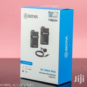 BOYA BY-WM4 Pro K1 Portable 2.4G Wireless Microphone System   Audio & Music Equipment for sale in Dar es Salaam, Kinondoni