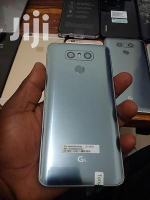 New LG G6 32 GB Silver | Mobile Phones for sale in Mbeya Region, Mbeya City