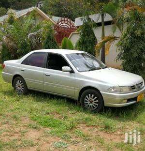 Toyota Carina 2001 Silver   Cars for sale in Mwanza Region, Nyamagana