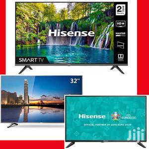 Hisense Flat TV 32 Inches, Brand New | TV & DVD Equipment for sale in Mwanza Region, Nyamagana