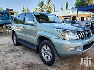 Toyota Land Cruiser Prado 2004 Silver | Cars for sale in Dar es Salaam, Kinondoni