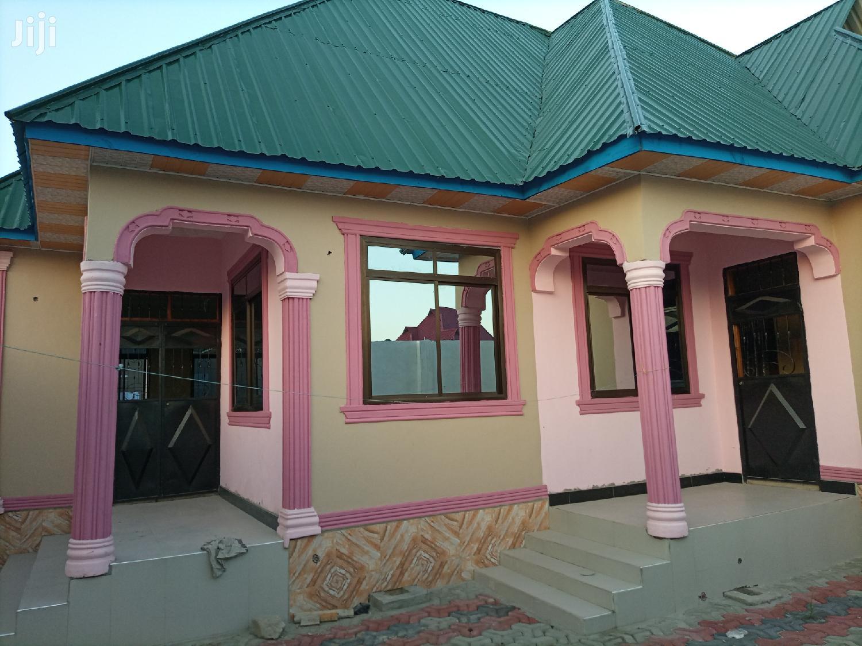Nyumba Ya Vyumba Vinne Inauzwa Ipo Mbagala Chamazi Mta Dovya   Houses & Apartments For Sale for sale in Temeke, Dar es Salaam, Tanzania