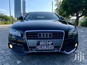New Audi A4 2009 Black | Cars for sale in Dar es Salaam, Kinondoni
