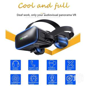 VR Headphone 3D Virtual Reality Glasses   Accessories for Mobile Phones & Tablets for sale in Dar es Salaam, Ilala