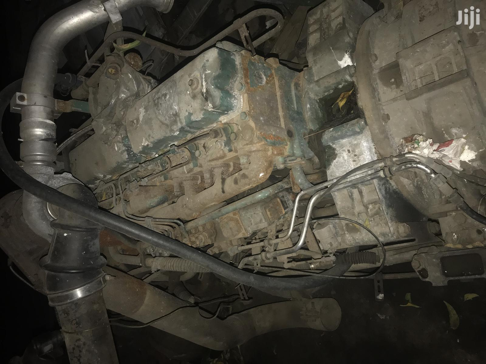 Archive: Volvo Engine TD63E