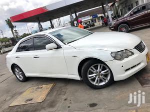 Toyota Mark X 2003 White | Cars for sale in Dar es Salaam, Kinondoni