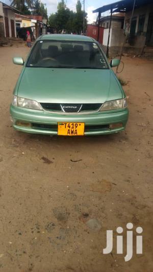Toyota Carina 2001 Green   Cars for sale in Dar es Salaam, Temeke