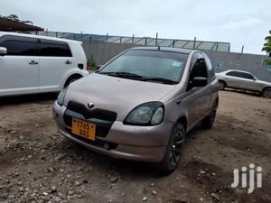 Toyota Vitz 2003 Silver   Cars for sale in Dar es Salaam, Ilala