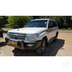 Toyota Land Cruiser 2000 White | Cars for sale in Dar es Salaam, Kinondoni