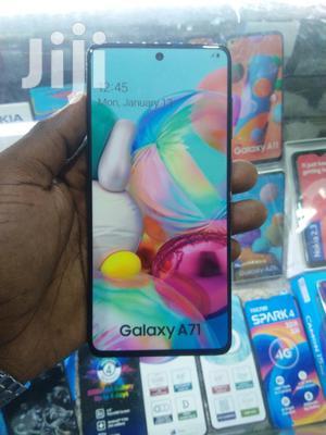 New Samsung Galaxy A71 128 GB Black | Mobile Phones for sale in Dar es Salaam, Ilala