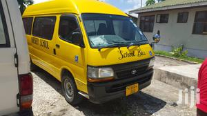 Hiace 5L Nzuriii Wai 2005 Yellow For Sale   Buses & Microbuses for sale in Dar es Salaam, Ilala