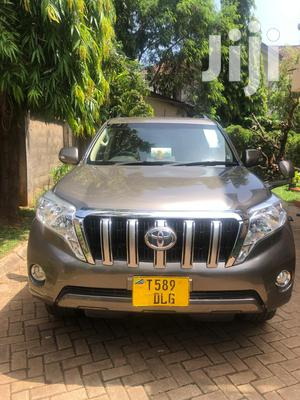 Toyota Land Cruiser Prado 2017 Silver   Cars for sale in Dar es Salaam, Ilala