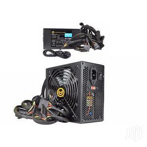 A-Power AK 800W 20+4-Pin ATX Black Power Supply W/Sata PCI   Computer Hardware for sale in Dar es Salaam, Ilala