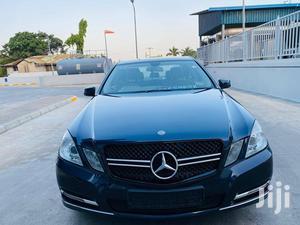 New Mercedes-Benz E200 2012 Black   Cars for sale in Dar es Salaam, Kinondoni