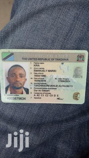 Logistics & Transportation CV   Driver CVs for sale in Dar es Salaam, Ilala