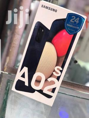 New Samsung Galaxy A02S 32 GB Blue   Mobile Phones for sale in Dar es Salaam, Ilala