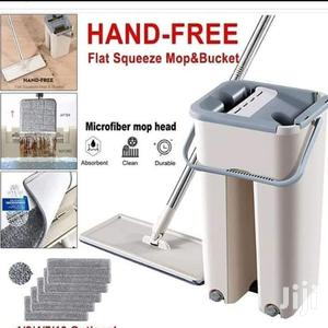 Flat Squeeze And Mop$Busket | Home Accessories for sale in Dar es Salaam, Kinondoni
