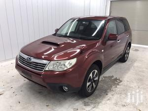 Subaru Forester 2009 Red | Cars for sale in Dar es Salaam, Kinondoni