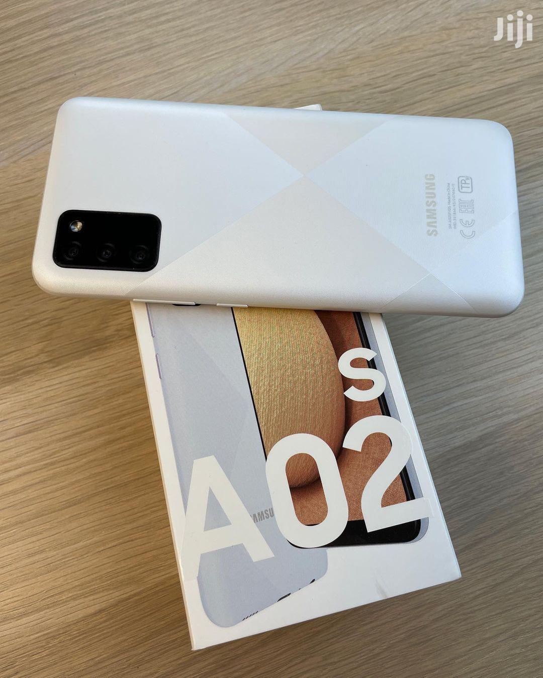 Archive: New Samsung Galaxy A02S 32 GB