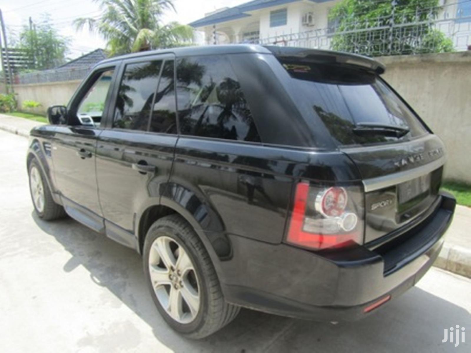 Land Rover Range Rover Sport 2013 Black | Cars for sale in Kinondoni, Dar es Salaam, Tanzania