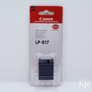 Canon LP-E17 Lithium-ion Battery Pack (7.2V, 1040mah) | Accessories & Supplies for Electronics for sale in Dar es Salaam, Kinondoni