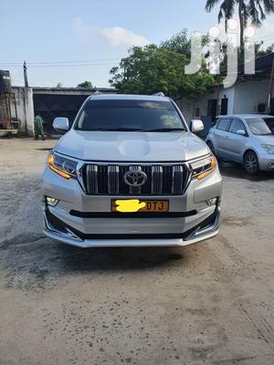 Toyota Land Cruiser Prado 2016 Silver | Cars for sale in Dar es Salaam, Kinondoni